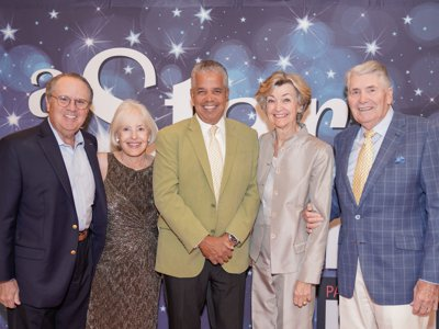 20th Annual Gala - Allan and Margaret Keene, Carlton Moody, Kathleen and Lloyd Otterman
