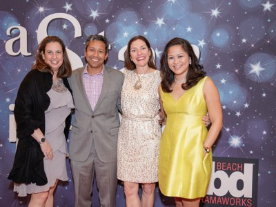 20th Annual Gala - Amy Rainis, Gerald Alcalde, Beth Alcalde, Sandy Bailey