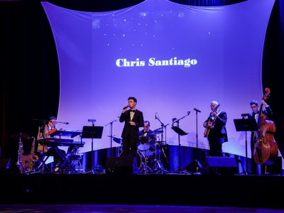 20th Annual Gala - Chris Santiago