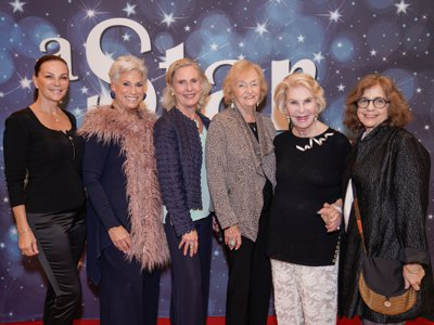 20th Annual Gala - Debra Richardson, Susan Rothman, Jane Myers, Buzzy Axelrod, Beverly Myers, and Laura Wortzel