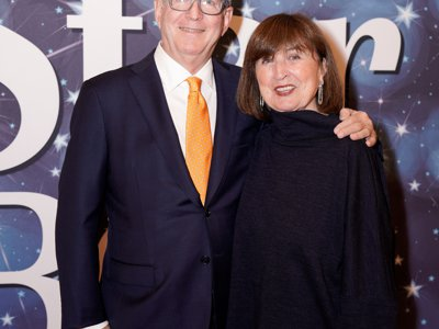 20th Annual Gala - John and Helga Klein