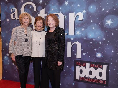 20th Annual Gala - Judy Lakind, Sally Nathanson and Monique Goldwasser