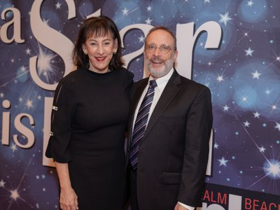 20th Annual Gala - Nini Krever and Dr. Eric Weiner