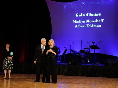 20th Annual Gala - Sam Feldman and Marilyn Meyerhoff, Gala Chairs