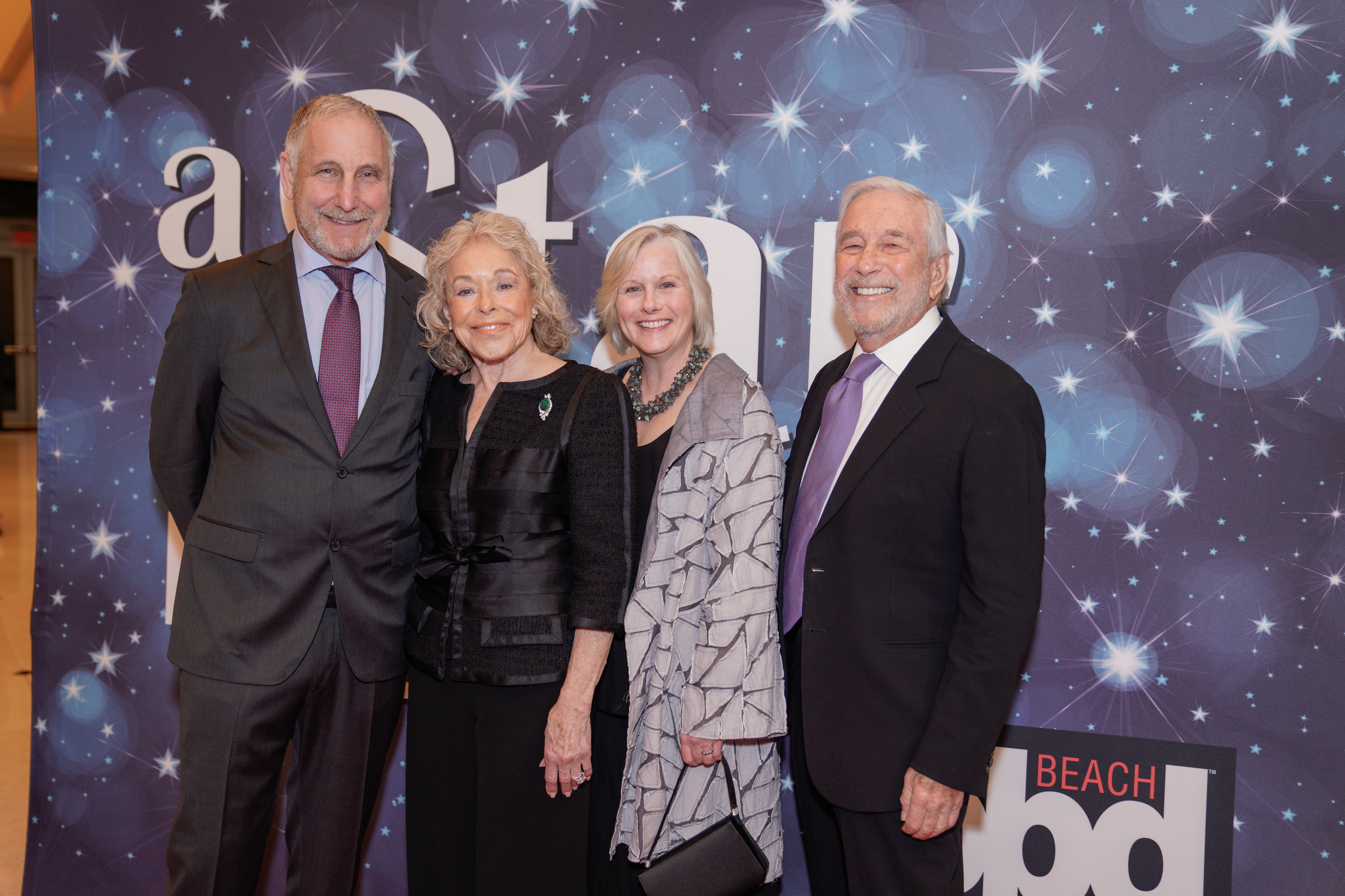 20th Annual Gala - Tom Meyerhoff, Marilyn Meyerhoff, Cynthia Volk and Sam Feldman