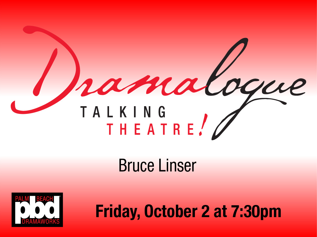 Dramalogue - Talking Theatre! Interviewing The Dramaworkshop Manager Bruce Linser