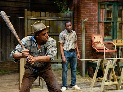 Fences by August Wilson - 2019