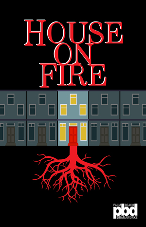 House On Fire by Lyle Kessler