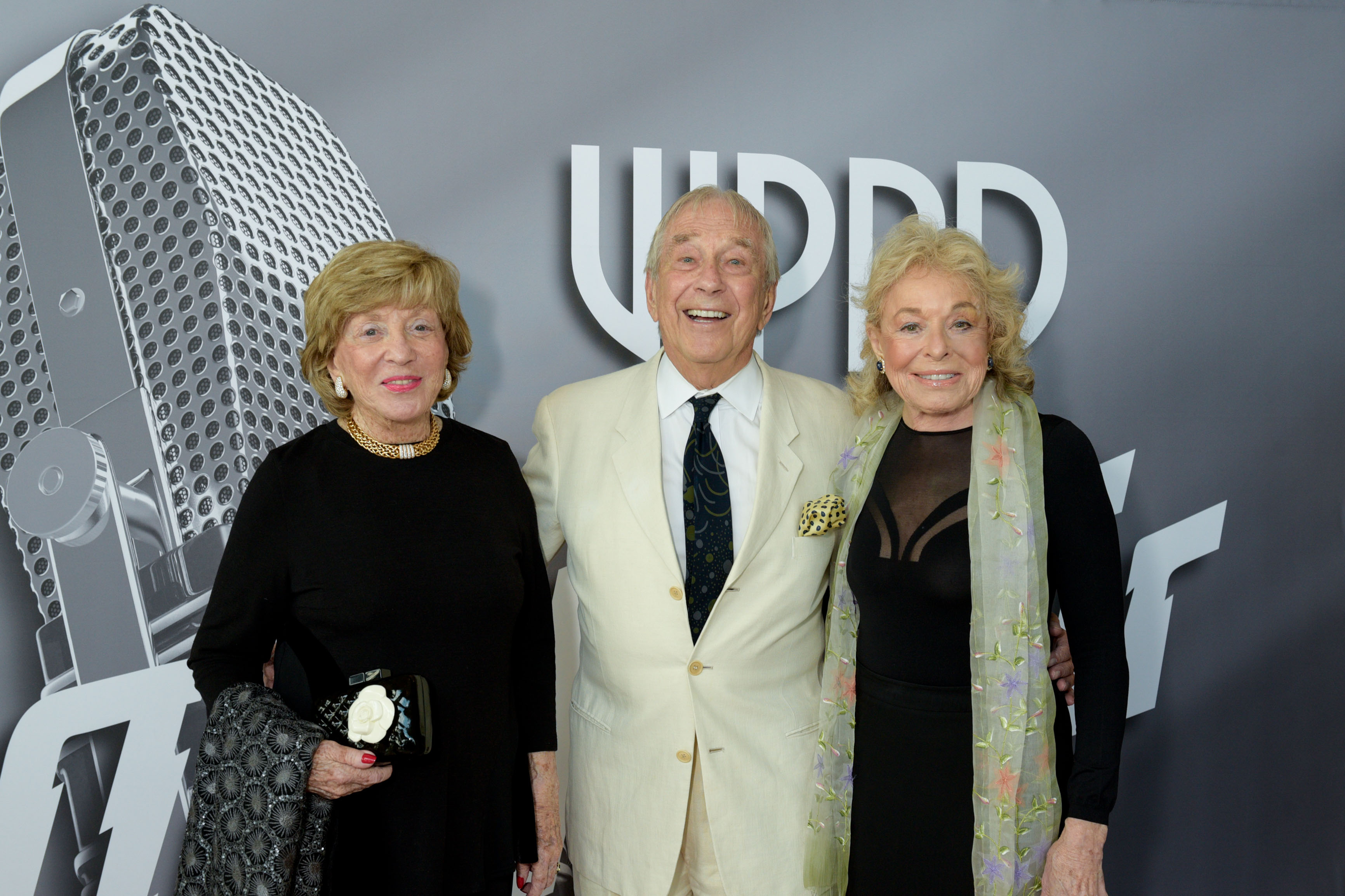 Marilyn Meyerhoff, Sam Feldman, and Shirley Duhl