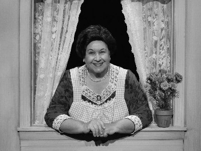 Elizabeth Dimon as Gertrude Berg