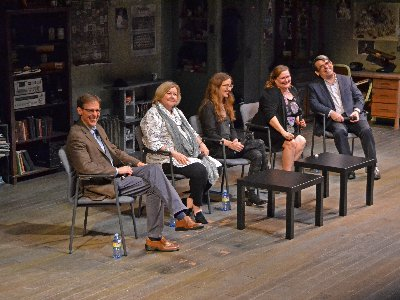 Panel Discussion - 'Regional Theater and the Development of New American Plays'
