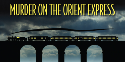 18th Annual Gala - Murder on the Orient Express