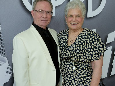 Stephen and Marsha Rabb