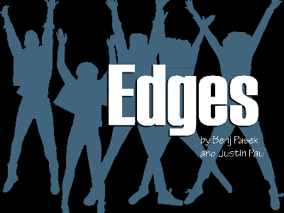 theAcademy@pbd present 'Edges' by Benj Pasek and Justin Paul